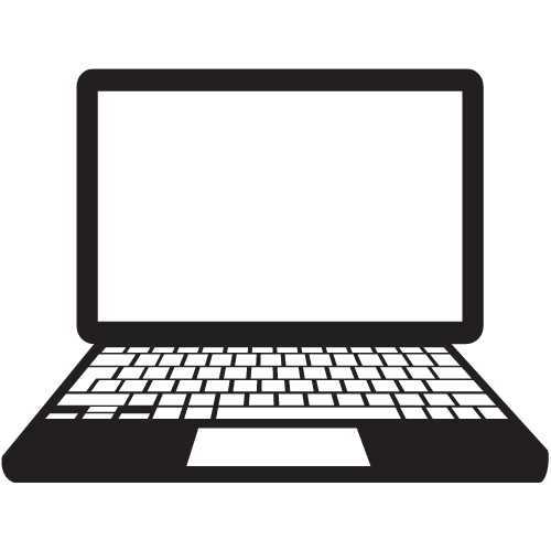 Laptop to illustrate DSE homeworker risk assessment